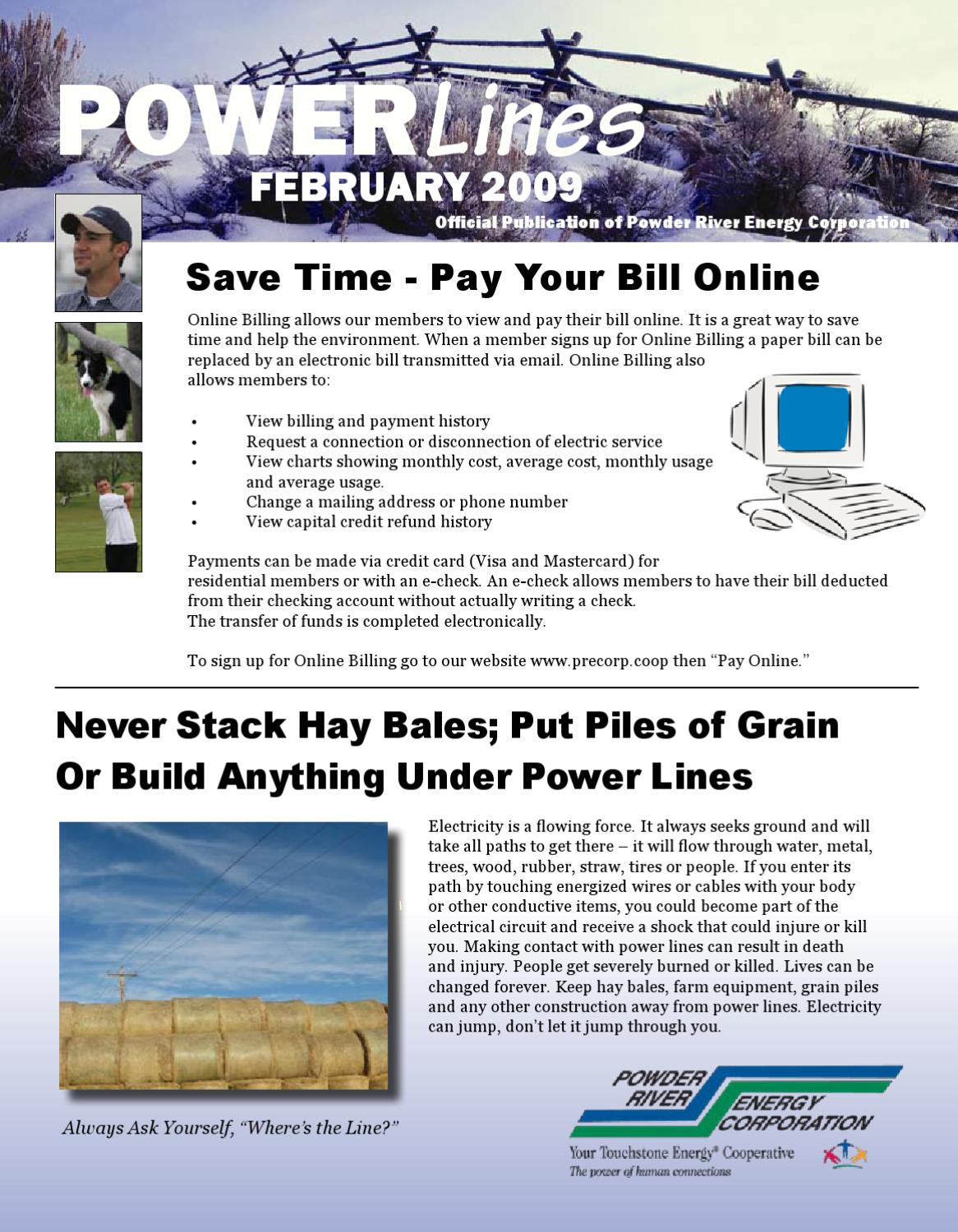 power-lines-2009-02-01 by Powder River Energy Corporation - issuu