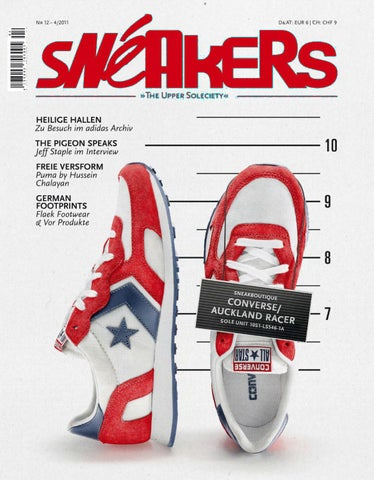 84d6cbd5448e Sneakers Magazine Issue 12 by Monday Publishing GmbH - issuu