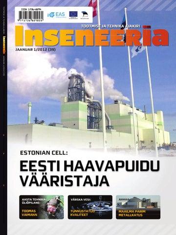 7215340fb52 Inseneeria 2012 01 by EAS, Enterprise Estonia - issuu