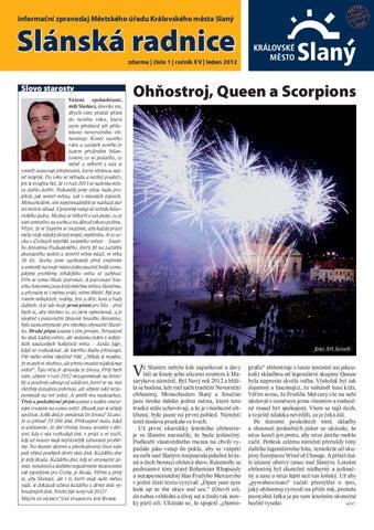 0df2b77c805 informační zpravodaj Městského úřadu Královského města Slaný
