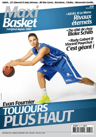 timeless design fe38c c129e Maxi-Basket 39 by MaxiBasketNews® Tomar Presse - issuu