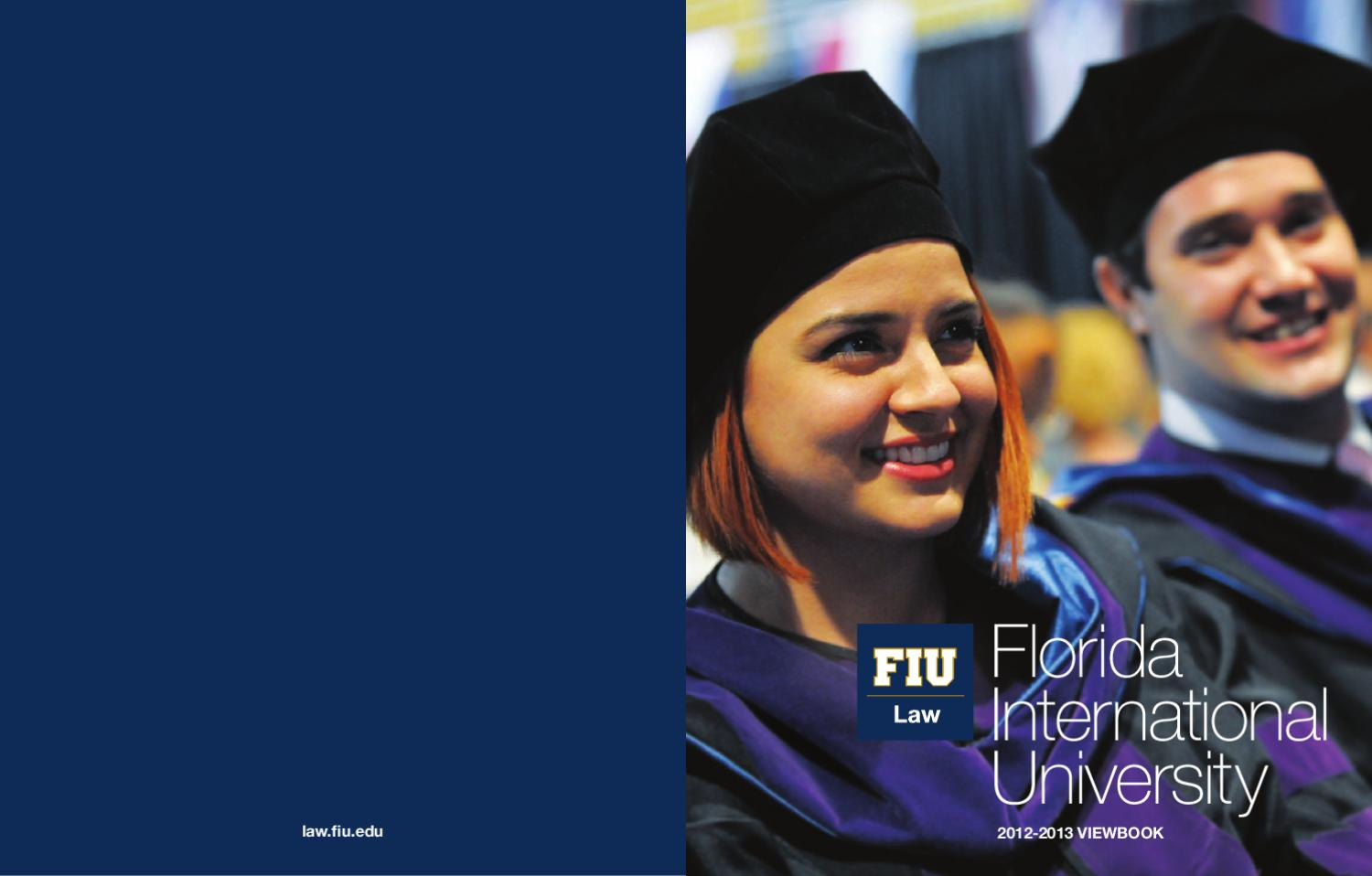 FIU Law Viewbook by Law Web - issuu