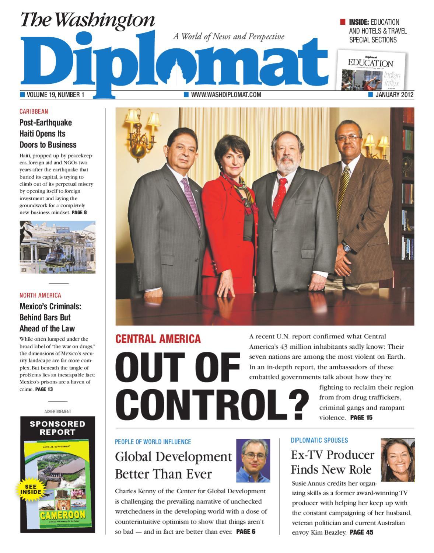 January 2012 by The Washington Diplomat - issuu 7fcb8ef792a