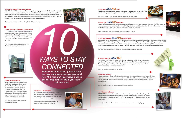NUS Alumni Office - AlumNUS Magazine July by NUS Alumni Office - issuu