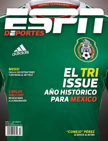 2853e15f3 ESPN Deportes La Revista Edición Diciembre Enero by Andoni ...
