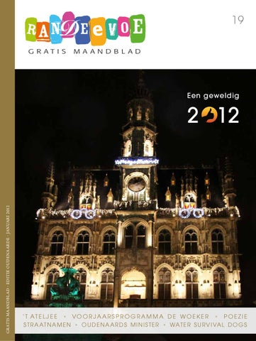 Randeevoe Oudenaarde 19 By Design Publishing Issuu