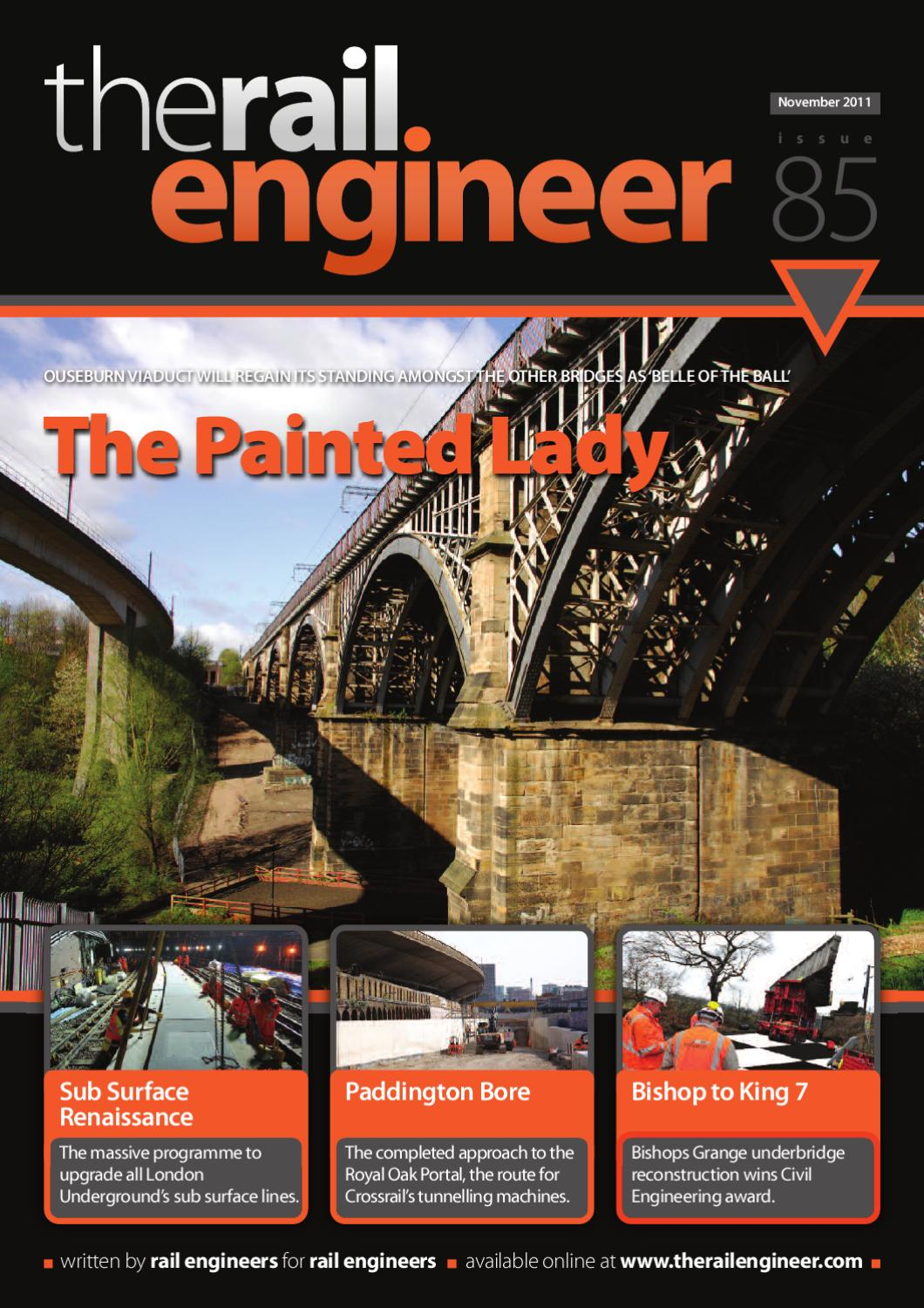 The Rail Engineer Issue 100