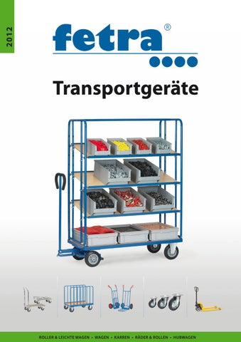 Fetra Kunststoffkasten  600 x 400 x 145 mm grau