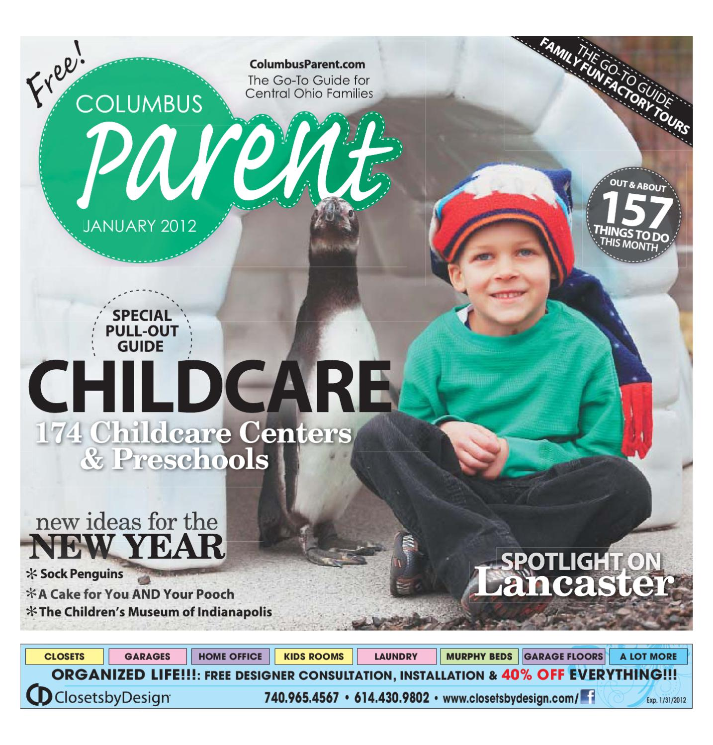 dc7ee8d453a Columbus Parent - January 2012 by The Columbus Dispatch - issuu