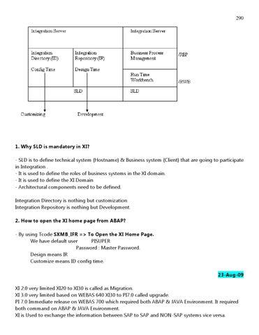 SAP Basis Ebook: Beginner's Training | www sapdocs info