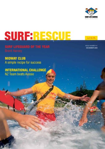 61fca223a1f0 SLSNZ Surf Rescue Magazine December 2006 by Surf Life Saving New ...