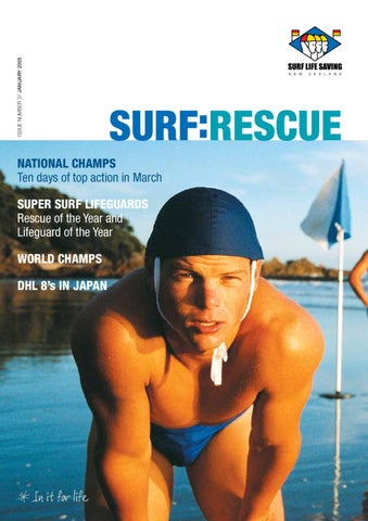 f50d6c39e5c0 SLSNZ Surf Rescue Magazine January 2005 by Surf Life Saving New ...