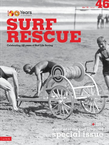 57268f85cd35 SLSNZ Surf Rescue Magazine December 2010 by Surf Life Saving New ...