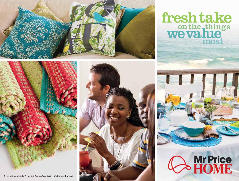 Mr Price Home Freshtake Catalogue By Mrpg Issuu