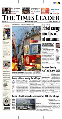 Times Leader 01 05 2012 by The Wilkes Barre Publishing pany issuu