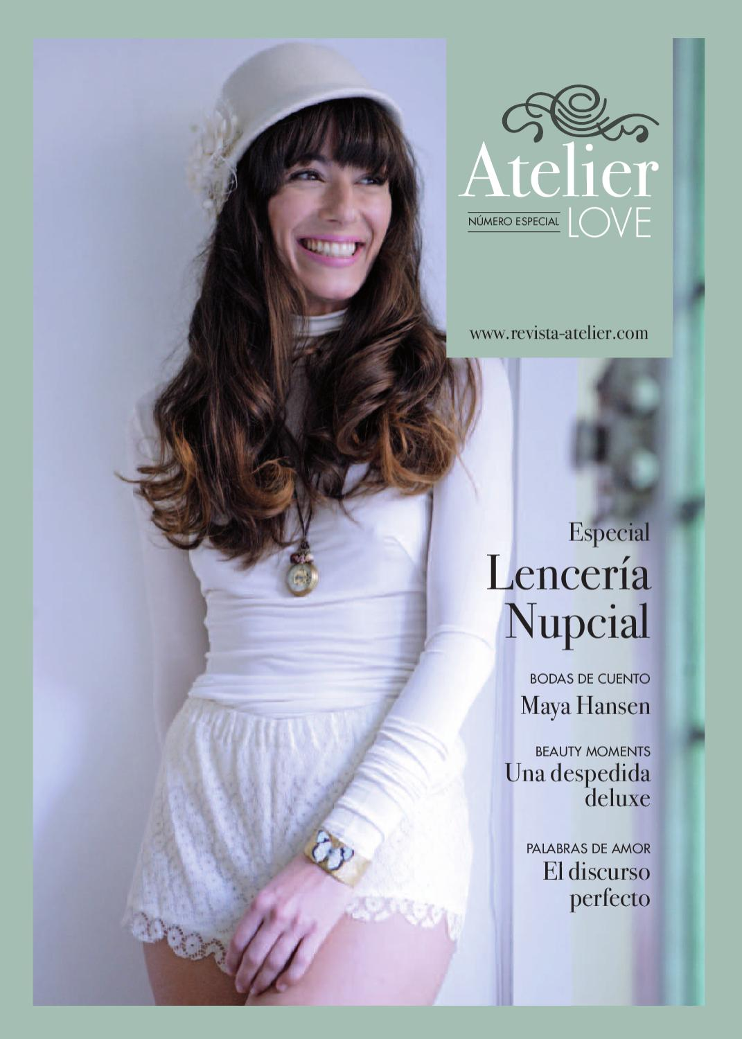 Atelier LOVE nº2 by Atelier Fashion & Shopping - issuu