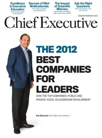 6d3661f3 Jan - Feb 2012 issue by Chief Executive Group - issuu