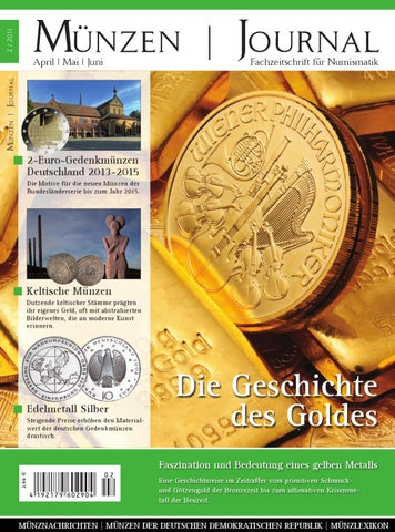 Münzen Journal 22011 By Richter Dyballa Verlagsgesellschaft Mbh