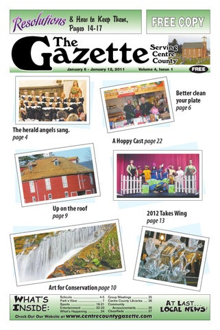 cf0a7b900 01-06-12 Centre County Gazette by Auto Connection Magazine - issuu