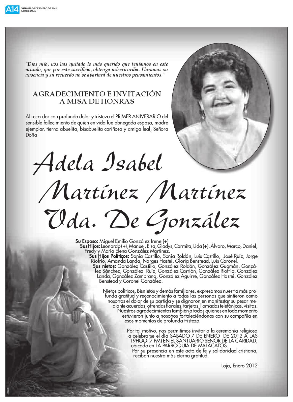 ab20eefa256 Diario La Hora Loja 06 de Enero 2012 by Diario La Hora Ecuador - issuu