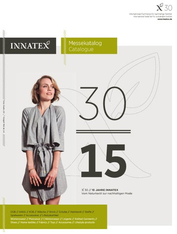 Katalog | Catalogue INNATEX 30 by Alexander Hitzel issuu