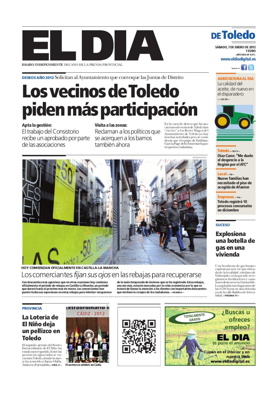 Callejeros Poligoneros Porn toledo07012012grupo eldia - issuu