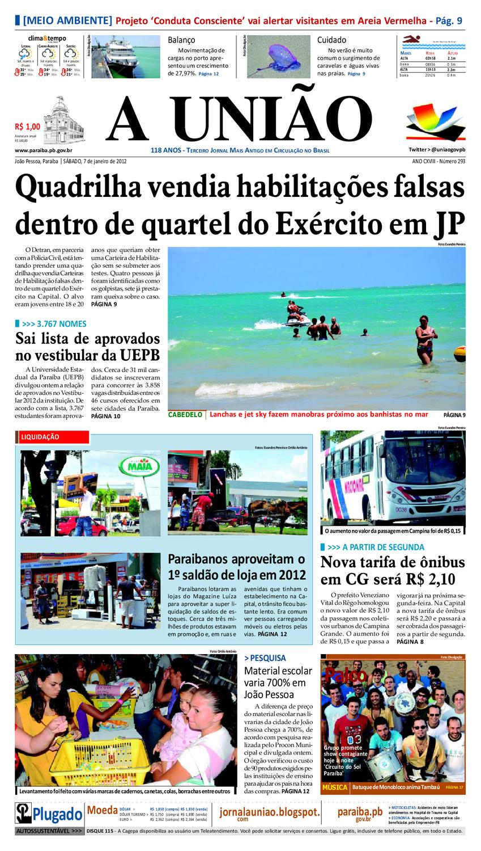 Jornal A UNIÃO by Jornal A União - issuu 127ba48da00bf