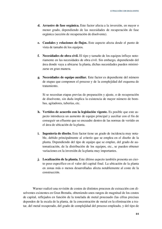 Extracción con disolventes by Antonio Ros Moreno - issuu