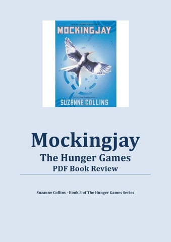 Hunger games mockingjay book amazon