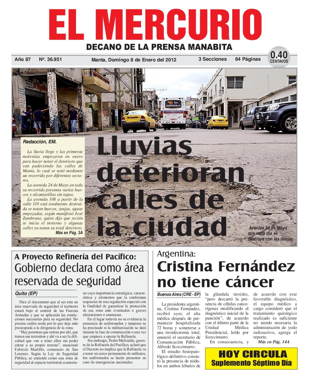 8enero2012 by Diario El mercurio - issuu