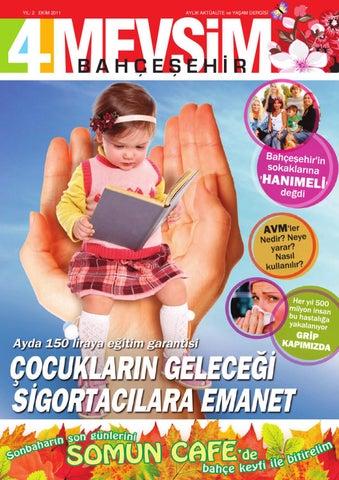 0f794c648b3d8 4 Mevsim Bahçeşehir Sayı 19 by Dort Mevsim Bahcesehir - issuu
