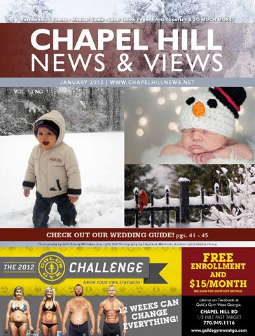 Chapel Hill News & Views- January 2012 by Lindsey Robbins