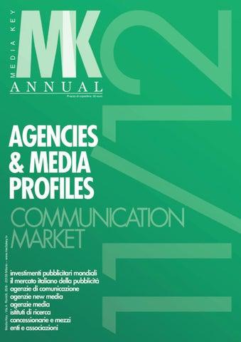 3dc3ab1dcd09c Media Key Annual 2011 by Media Key Srl - issuu