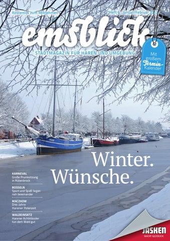 Emsblick - Heft 06 (Januar/Februar 2012) by Emsblick Medien UG - issuu