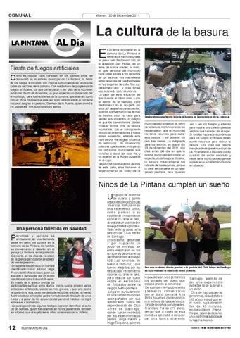 Edicion Viernes 30 De Noviembre By Puente Alto Al Dia Issuu