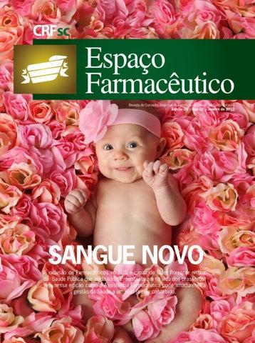 COFA - Revista espaço farmacêutico - Edição 05 - Ano 2