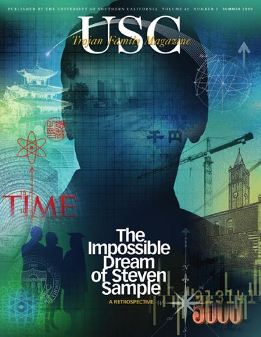 7072824abe9 Trojan Family Magzine Summer 2010 by University of Southern ...