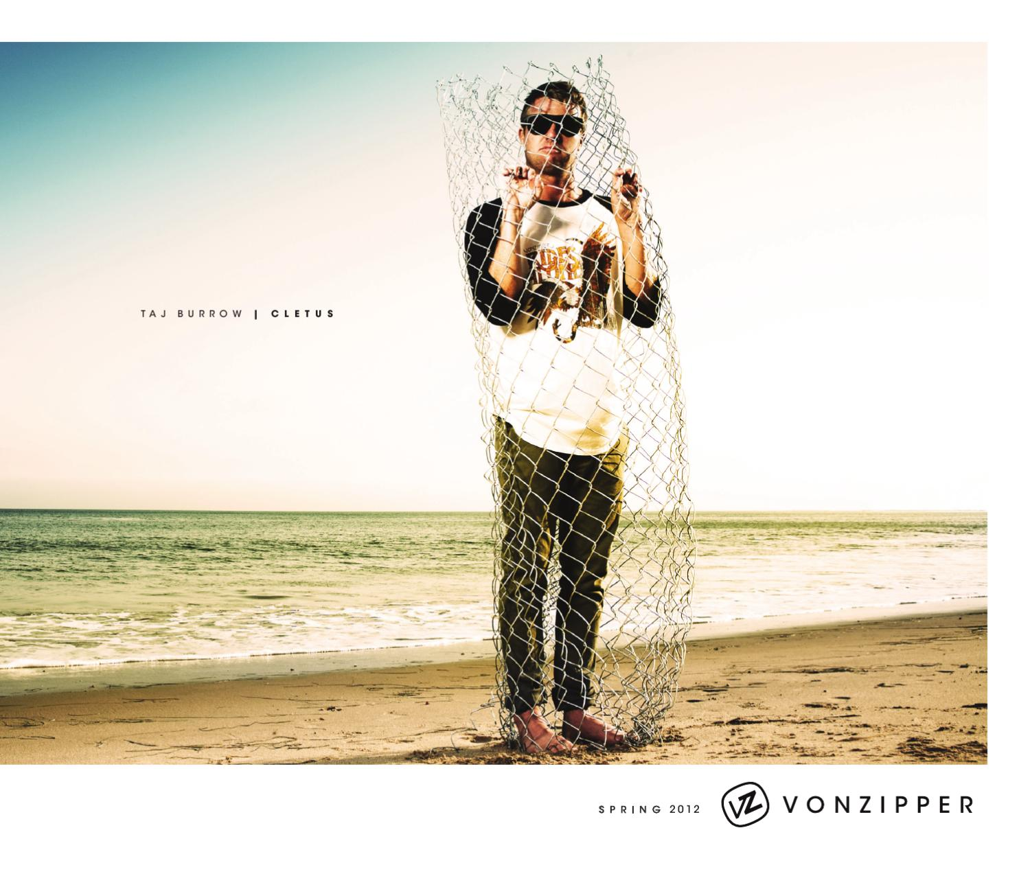 303ed474815f VonZipper Spring Sunglasses 2012 by VonZipper - issuu