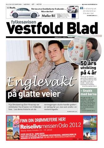 81dc1581 Vestfold Blad - uke 2 2012 by Byavisa Sandefjord - issuu