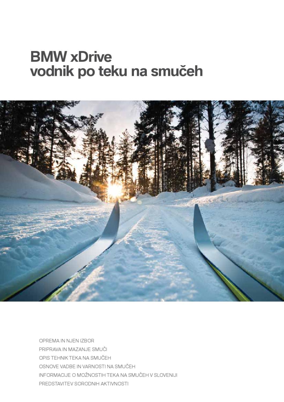 Vodnik po teku na smučeh by Alpina issuu