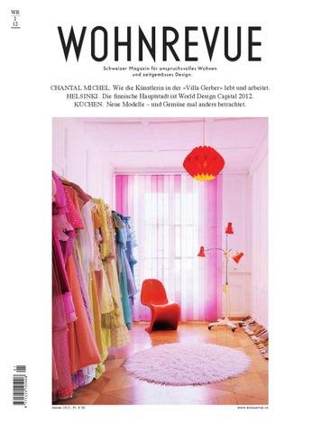 Wohnrevue 01 2012 By Boll Verlag   Issuu