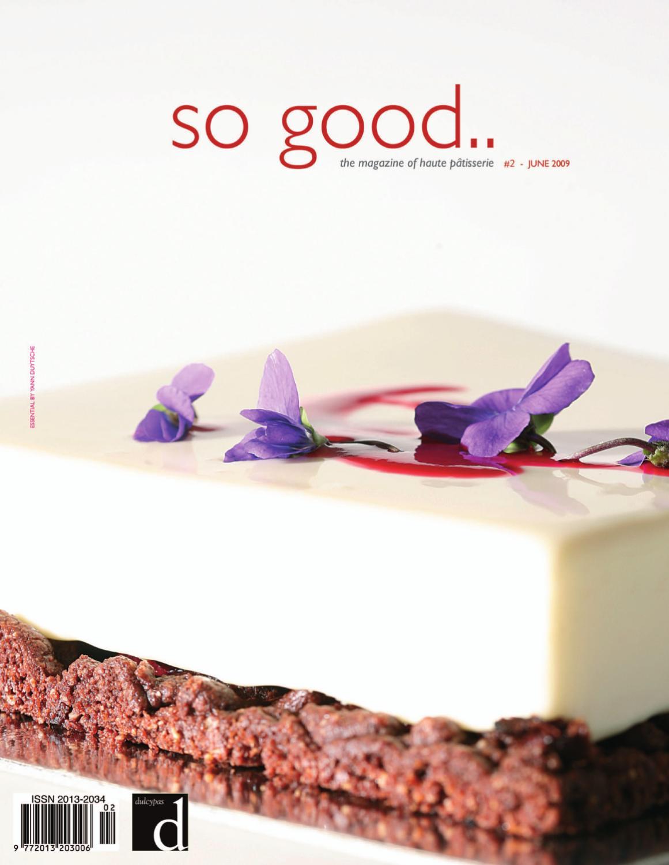 So Good..Magazine #2 By Grupo Vilbo