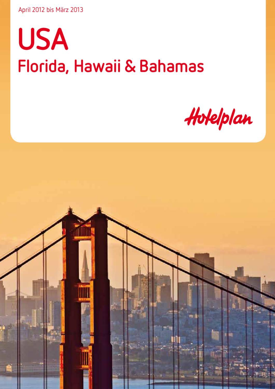 Hotelplan USA April 2012 bis März 2013 by Hotelplan Suisse (MTCH AG ...