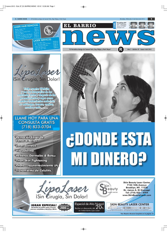 El Barrio News by El Barrio News - issuu