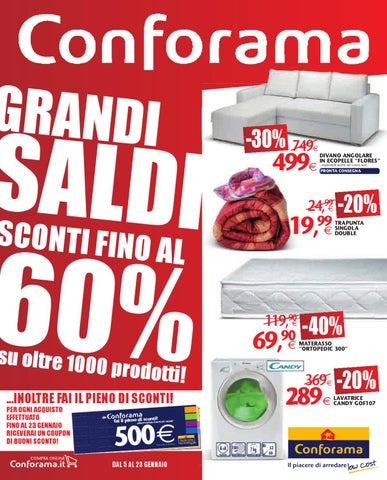 Conforama saldi by gaetano nicotra issuu for Prodotti conforama