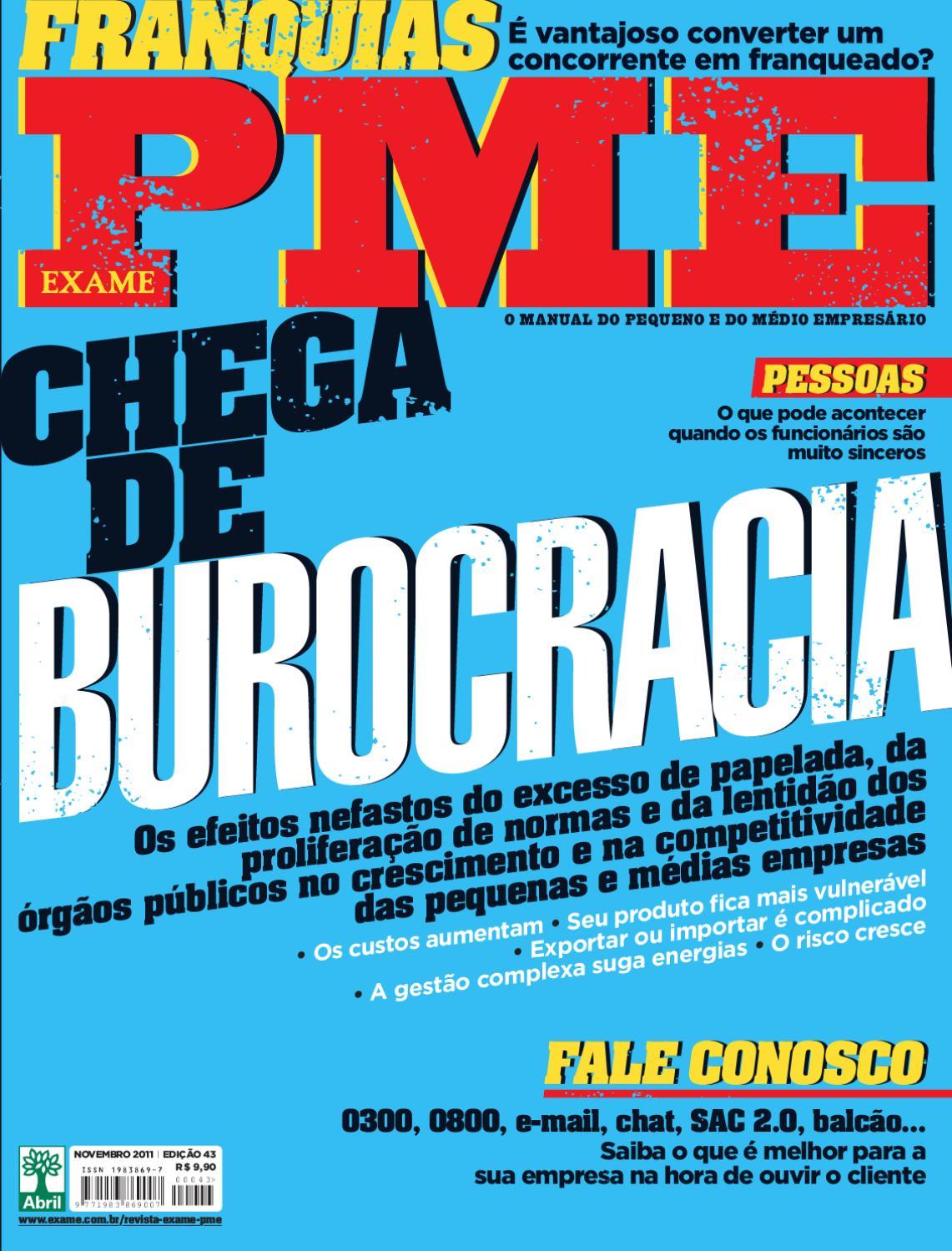 Revista EXAME PME- Edição 43 by Revista EXAME - issuu 2ee93e5ce1