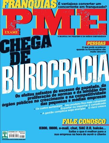 a22c6682d76 Revista EXAME PME- Edição 43 by Revista EXAME - issuu