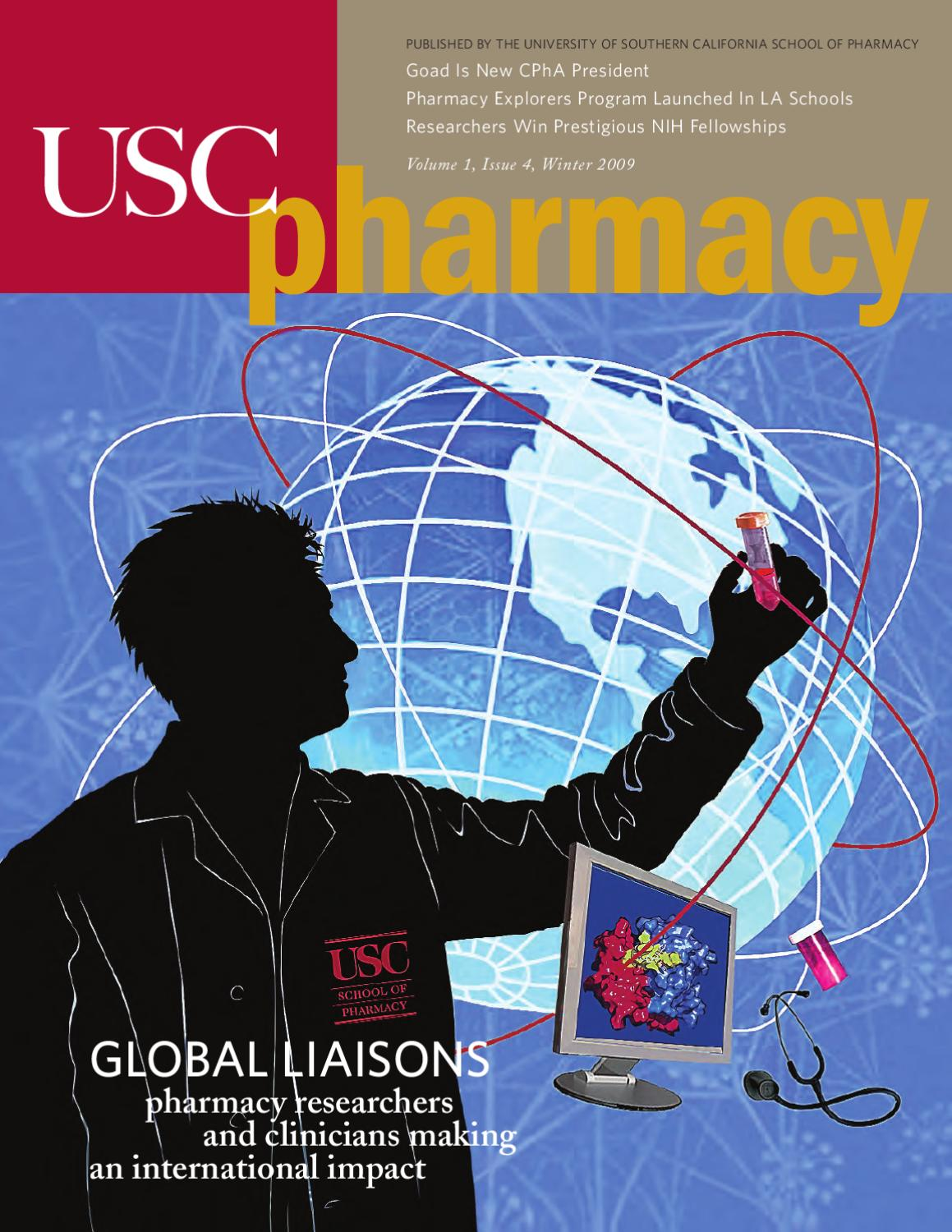 Healthcare alliance rxrelief - Usc Pharmacy Magazine Winter 2009 By University Of Southern California Issuu