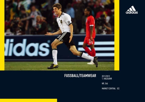 de72e6b91d Adidas Teamsport Katalog 2011 by Max Musterman - issuu
