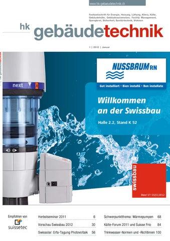 Hk gt 2012 01 by az fachverlage ag issuu for Hk aussendesign nussbaum